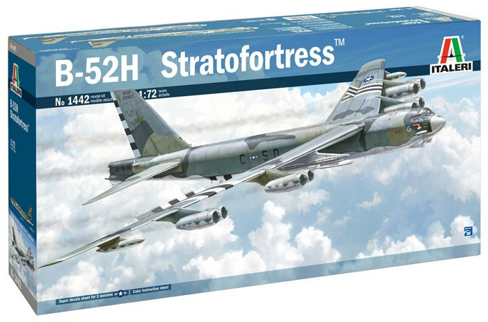 Italeri Model plastikowy B-52H Stratofortress