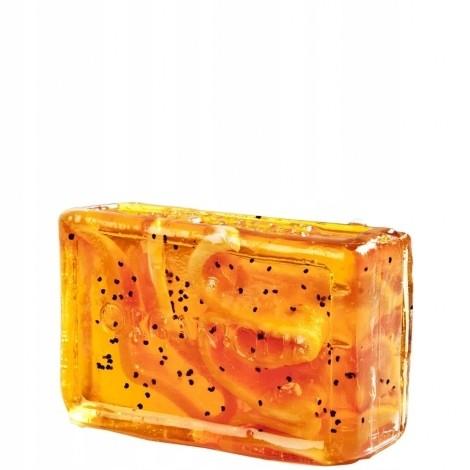 Organique Pomarańcza z chilli glicerynowe mydło