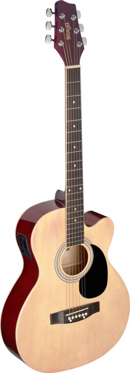 Stagg SA20ACE NAT - Gitara elektroakustyczna 48309