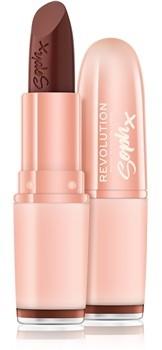 Makeup Revolution Soph X szminka odcień Fudge