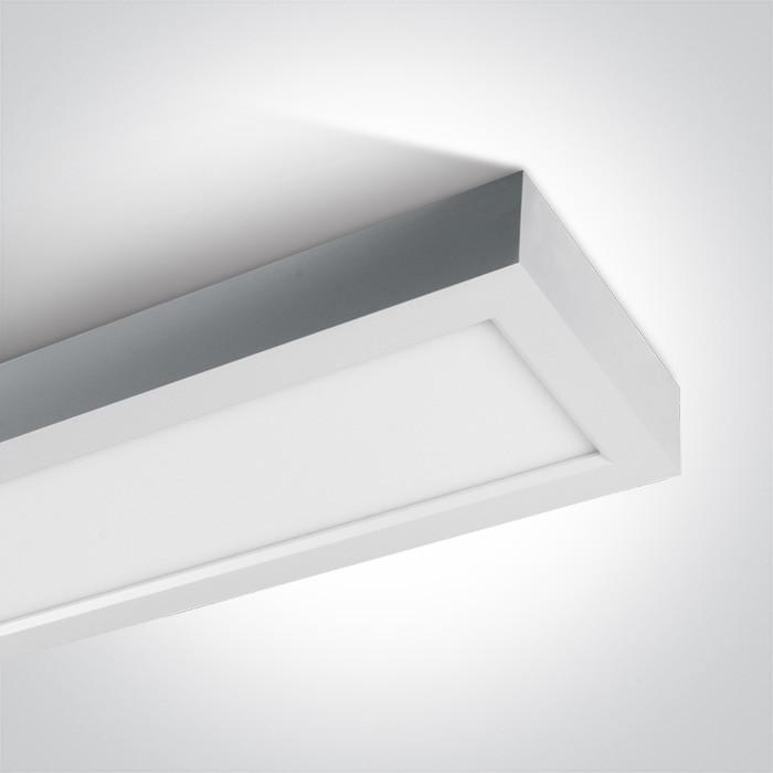 One Light Plafon Megkla 62140RF/W/C 62140RF/W/C