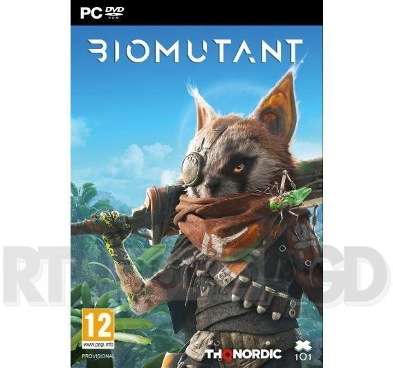 Biomutant PC