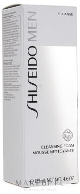 Shiseido Pianka oczyszczająca do twarzy - Men Cleansing Foam Pianka oczyszczająca do twarzy - Men Cleansing Foam