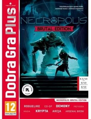 Harebrained Schemes Seria Dobra Gra Plus: Necropolis Brutal Edition PC