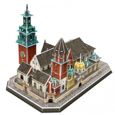 Cubicfun Puzzle 3D 101 Katedra na Wawelu