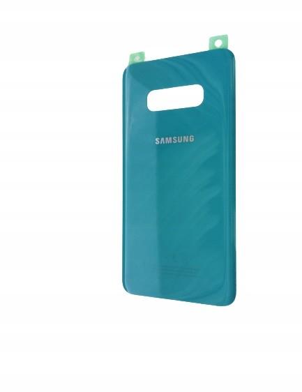 Samsung Klapka Plecy Galaxy S10 E Zielona