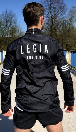 Adidas LRC ortalion męski - black/white AA6930