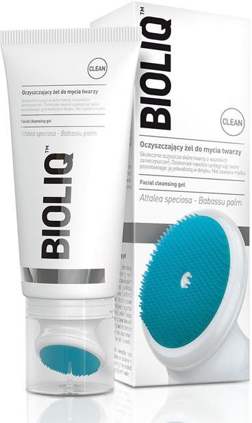BIOLIQ BIOLIQ Clean Oczyszczający żel do mycia twarzy 125ml