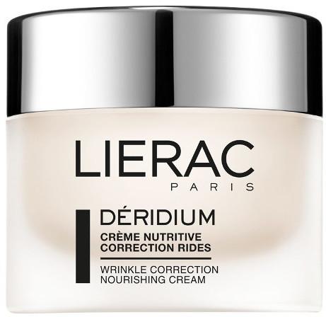 Lierac Deridium odżywczy krem przeciwzmarszczkowy cera sucha i bardzo sucha 50 ml