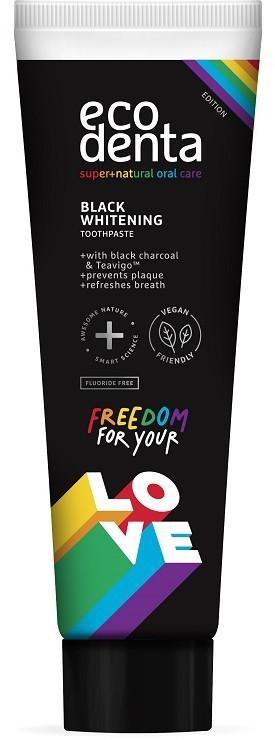 Ecodenta Pasta do zębów Black whitening Pride Edition 100ml