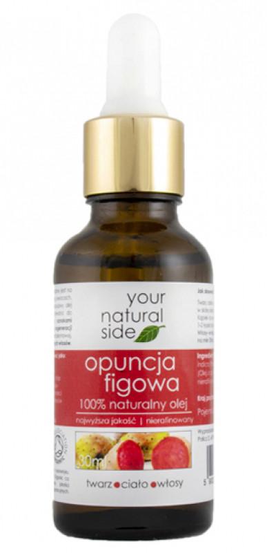 Your Natural Side 100% naturalny olej z opuncji figowej - 30 ml YOUNZFML-01