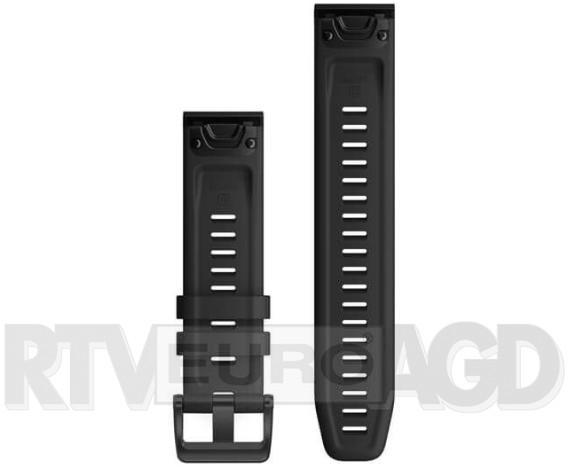 Garmin pasek Fenix 6 22mm QuickFit czarny  