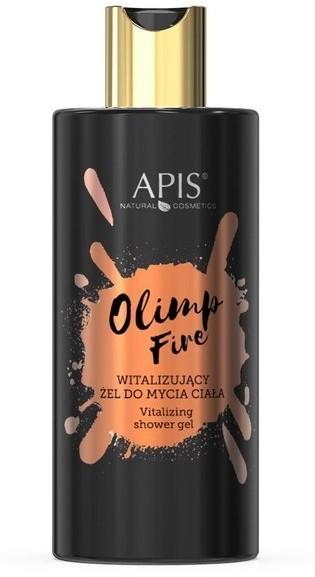 Apis Olimp Fire Witalizujący żel do mycia ciała 300ml 57888-uniw