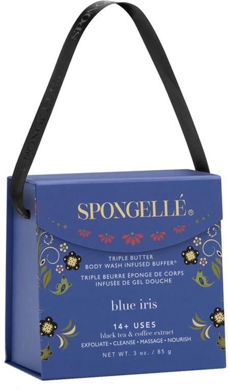 Spongelle Spongelle Blue Box Blue Iris Gąbka 1.0 pieces