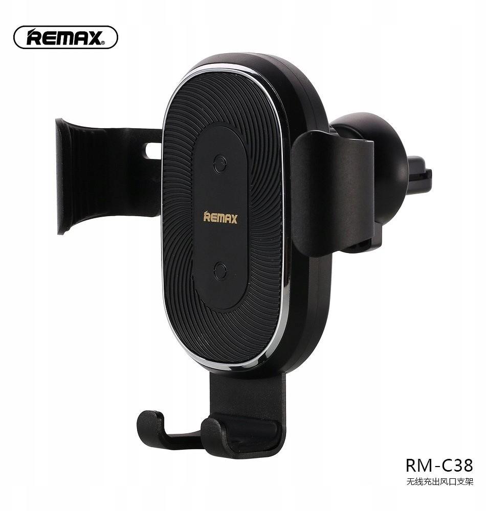 Remax Uchwyt Samochodowy Indykcyjny Do Kratki