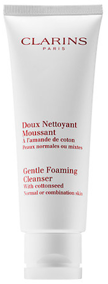 Clarins Gentle Foaming Cleanser With Cottonseed Pianka do Mycia Twarzy Tester 125 ml