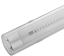 Spectrum Oprawa przemysłowa LIMEA LED TUBE 2x60 na wymienne świetlówki led SLI028014