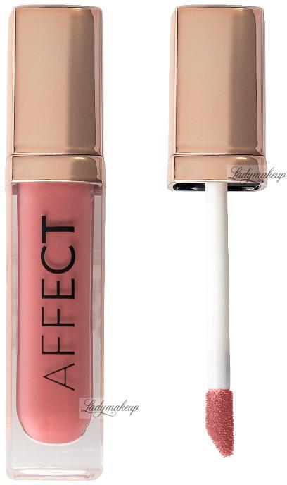 AFFECT AFFECT - ULTRA SENSUAL LIQUID LIPSTICK - Płynna, matowa pomadka do ust - 8 ml - ASK FOR NUDE AFFD8ML-8ML-03