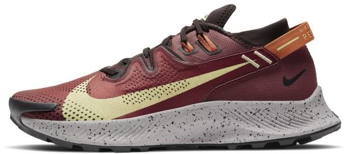 Nike Męskie buty do biegania w terenie Pegasus Trail 2 - Brązowy CK4305-600