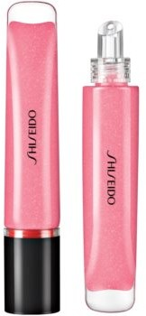 Shiseido Shimmer GelGloss połyskujący błyszczyk do ust o dzłałaniu nawilżającym odcień 04 Bara Pink 9 ml