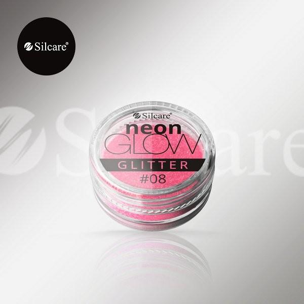 Vanity Brokat Neon Glow 08 3g Neon Różowy