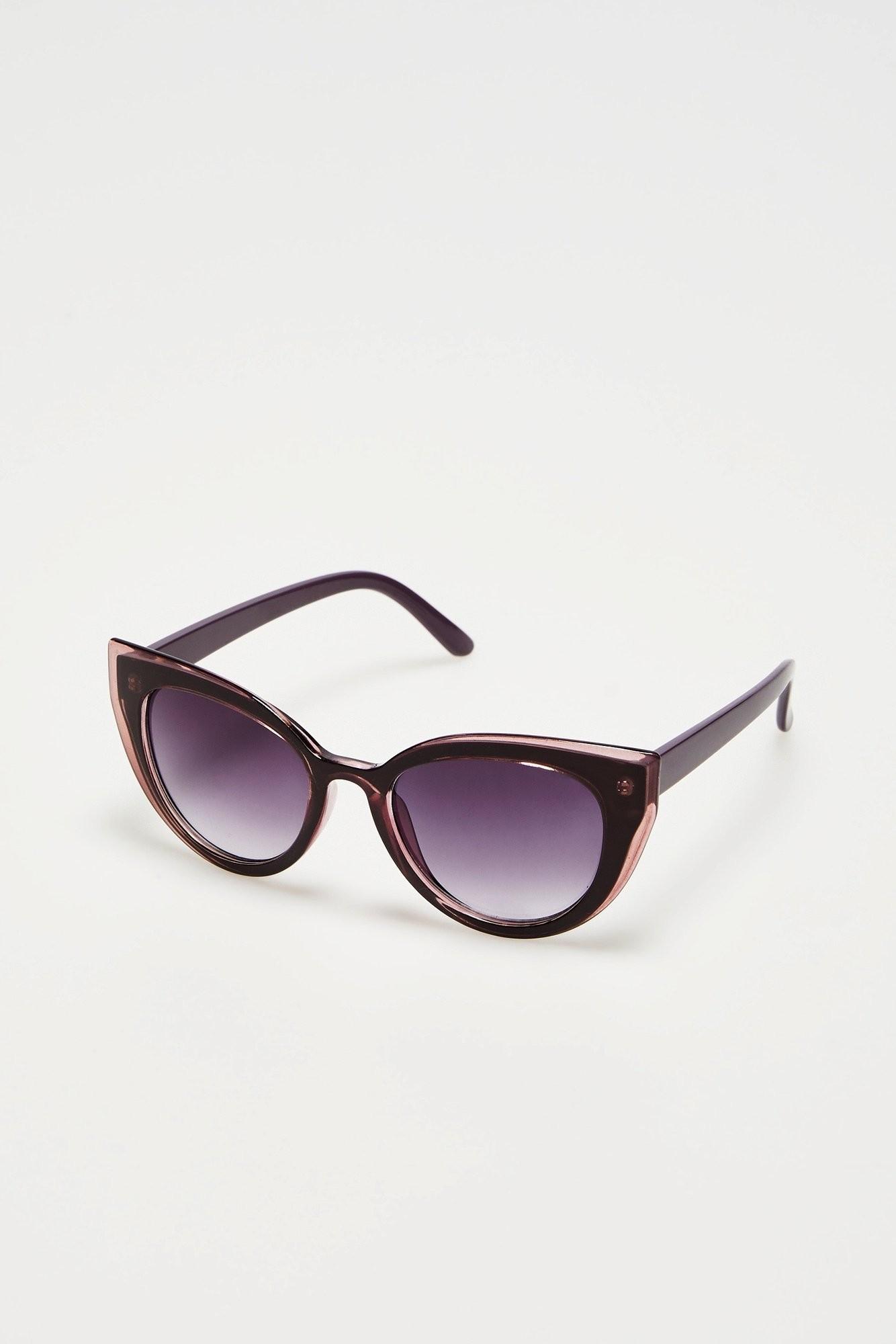 MOODO Okulary przeciwsłoneczne L-OK-3411 VIOLET; ONE SIZE