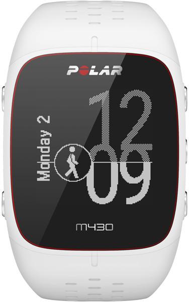 Polar Pulsometr M430 biały)