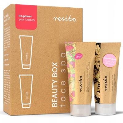 Resibo Zestaw Beauty Box Face Spa Resibo