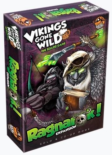 Lucky Duck Games Vikings Gone Wild - Ragnarok Expansion