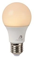 Lucide LEDbulb-lampka-O średnicy 6 cm-4 X 7 W LED 4000 K, tekstury, E27, 7 W, albast, 6 x 6 x 10.8 cm 49005/14/06
