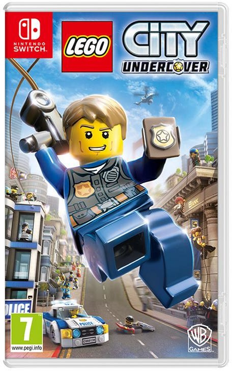 LEGO City: Undercover NSWITCH