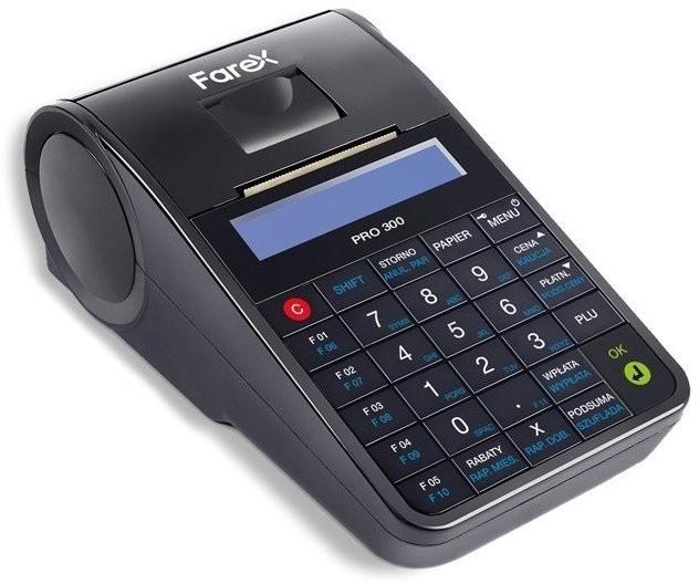Farex Kasa fiskalna ONline PRO 300 GSM