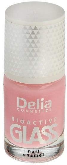 Delia Cosmetics Cosmetics Bioactive Glass Emalia do paznokci 01 11ml