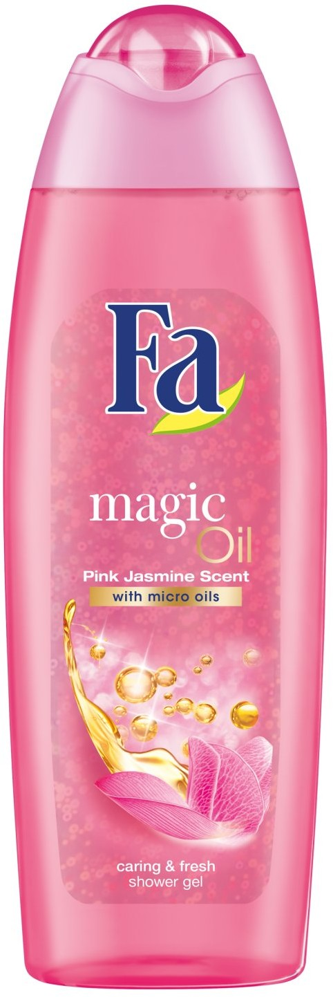 Fa Magic Oil Jaśmin żel pod prysznic 750ml