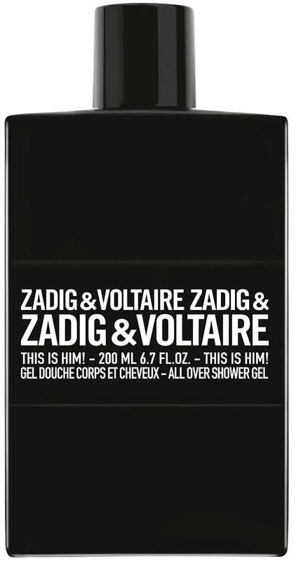 Zadig & Voltaire Zadig & Voltaire This Is Him! 200 ml żel pod prysznic