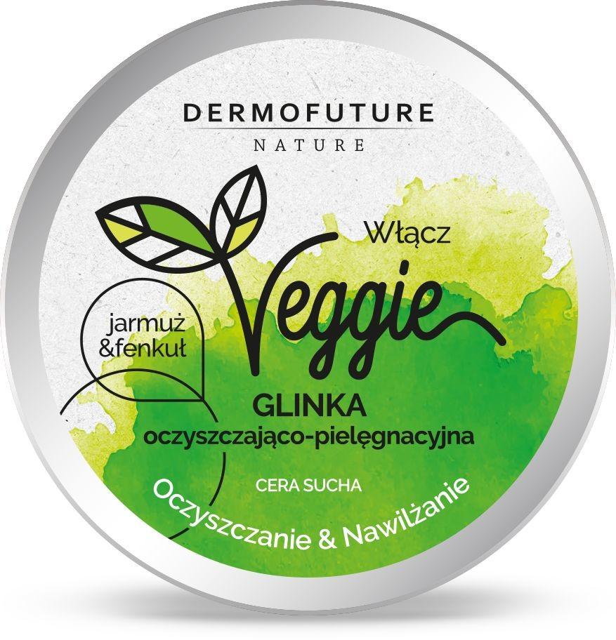 Dermofuture DermoFuture Veggie Glinka Oczyszczająca Jarmuż i Fenkuł 150ml DERF-6117