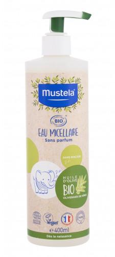 Bio Mustela Mustela Micellar Water płyn micelarny 400 ml dla dzieci