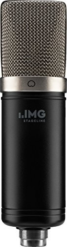 IMG StageLine ecms-90duża membrana-kondensator mikrofon ECMS-90
