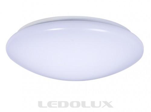 LEDOLUX Plafon lampa LED 24W LEDOLUX 300 z czujnikiem Plafon Light&Microwave 24 W