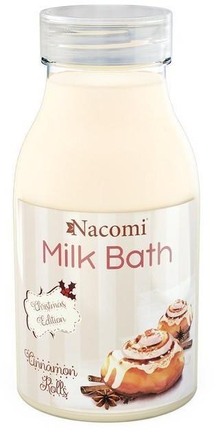 Nacomi Mleko do kąpieli Cynamonowe Bułeczki 300ml 55337-uniw