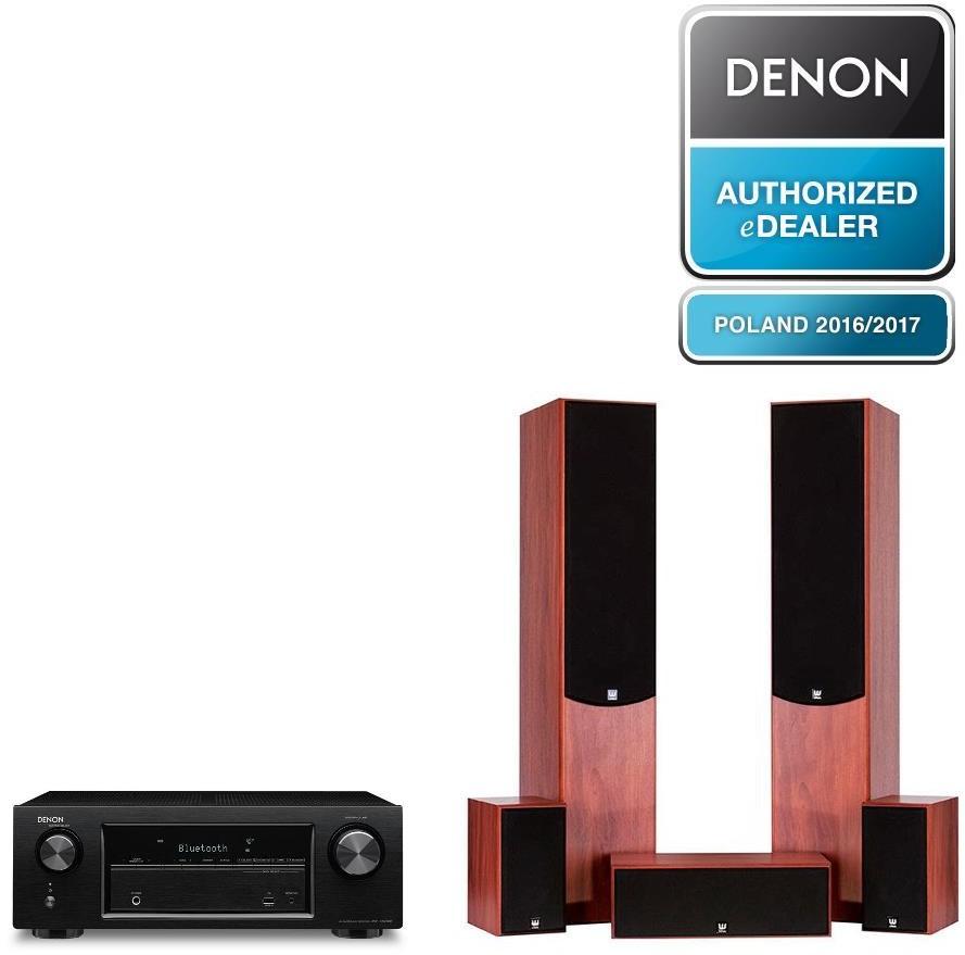 DENON AVR-X520BT (HDR-AS200VR)