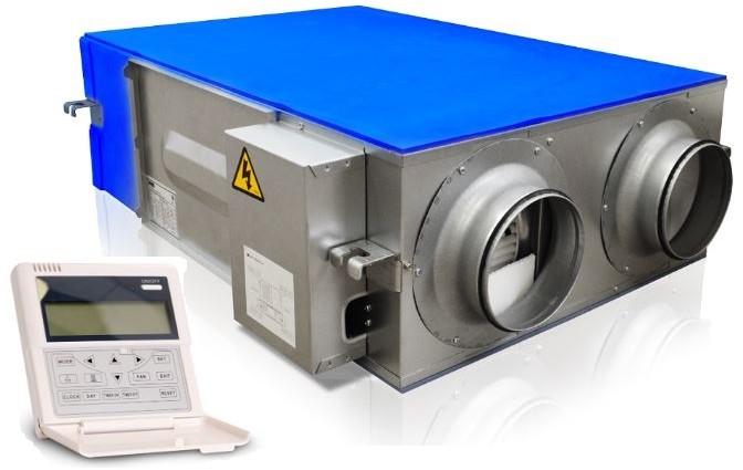 Alnor Rekuperator centrala HRU ERGO 250 + STEROWNIK (ALN 30003146)