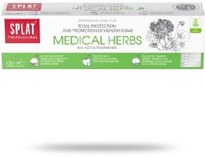 Splat Splat Professional Medical Herbs pasta do zębów 100 ml 7058253