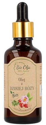Bio BioOlja Olja Olej z Dzikiej Róży Nierafinowany 50ml