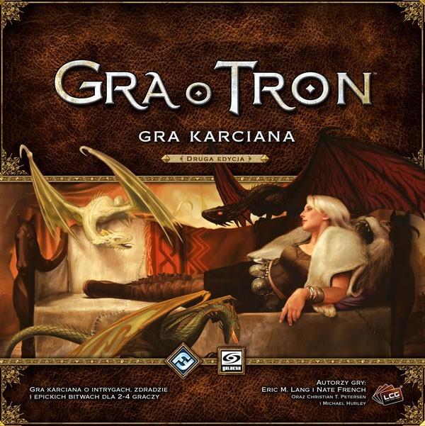 Galakta Gra o Tron - 2 edycja (gra karciana)