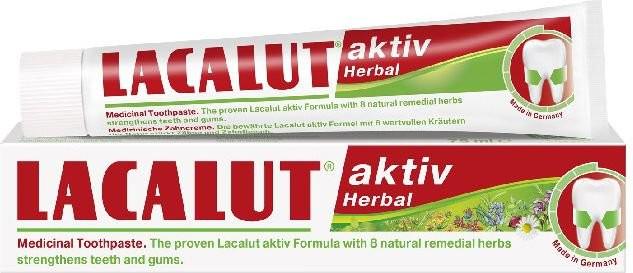 Natur Produkt Pasta do zębów Activ Herbal 75 ml
