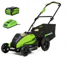 Greenworks GD40LM45