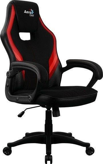 AEROCOOL Aerocool Fotel Gamingowy AERO 2 Alpha BLACK RED
