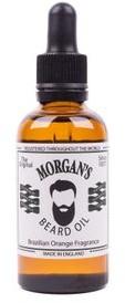 Morgan's Olejek do brody Morgan's z brazylijską pomarańczą (50ml) M195