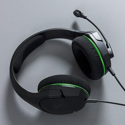 HyperX Cloud Stinger Core czarno-zielone